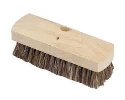 Wooden Deck Scrub Head