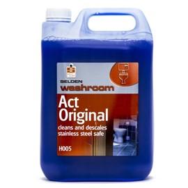 SELDEN ACT Original Toilet Cleaner 5L H005
