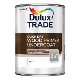 Dulux TR Quick Dry Undercoat WHITE 2.5L
