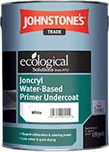 Johnstone's JONCRYL QUICK DRY PRIMER BRILLIANT WHITE 1L