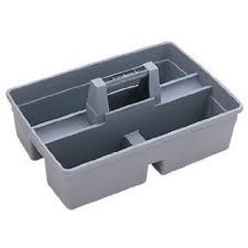 Cleaning Caddy - Grey