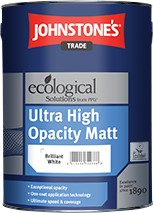 Johnstone's ULTRA HIGH OPACITY MATT COLOUR 5L