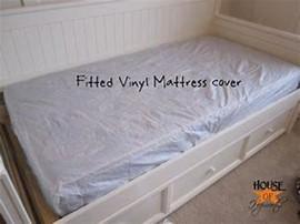 Single - Vinyl Mattress Protectors