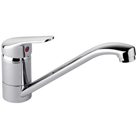 Kitchen Sink Mixer Tap Single lever Chrome