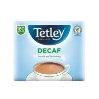 Tetley Tea Bags Decaffeinated High Quality - [Pack 160]