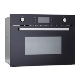 Montpellier Integrated Combi Microwave - 44Ltr