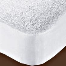 Double - Terry Toweling Waterproof Mattress Protector