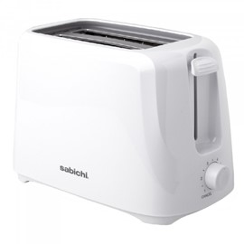 Sabichi Essentials 2 Slice Toaster