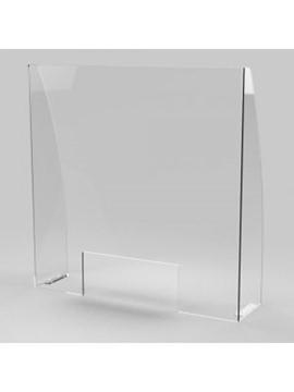 Sneeze Screen - 1.5M long X 1.10M high 8mm