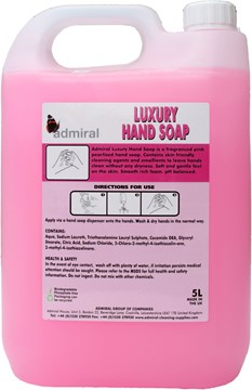 Luxury Hand Soap 5L
