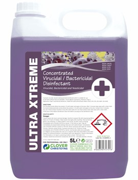 ULTRA EXTREME Sanitiser Concentrate 5L