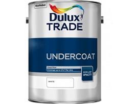 Dulux TR Undercoat WHITE 5L