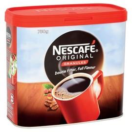 Nescafe original instant coffee tin 750g