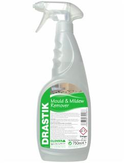 Drastik Mould & Mildew Remover CASE 6x750ml