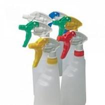 Bottle & Trigger Blue 750ml