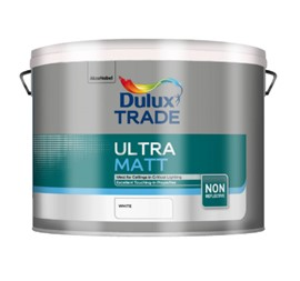Dulux TR Ultra Matt White 10L