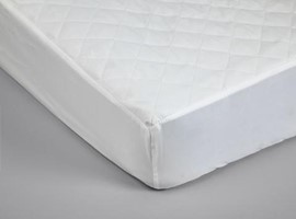 Bulk Microfibre Quilted Mattress Protector - 3/4