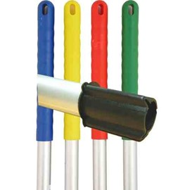 Exel Mop Handle - Green Pk 5