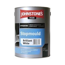 Johnstone's STOPMOULD Brilliant White 5L