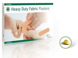 Fabric Plasters - 1 x box 100