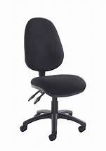 Vantage Chair 2 Lever In Black