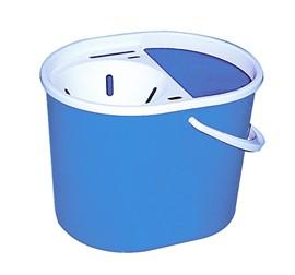 British Mop Bucket BLUE