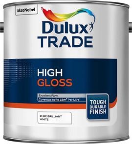 Dulux TR High Gloss PB WHITE 2.5L