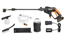 WORX WG629E.1 Portable Pressure Cleaner