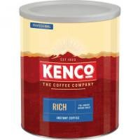 Kenco rich roast instant coffee tin 750g
