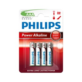 AAA Batteries 4 x Pack