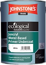 Johnstone's JONCRYL QUICK DRY PRIMER BRILLIANT WHITE 5L