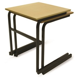 Heavy Duty Cantilever Exam Table