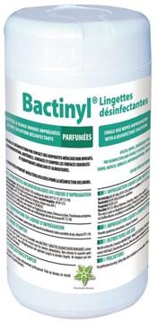 Bactinyl Wipes Pack x120