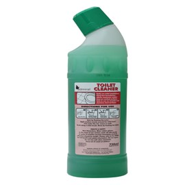 Toilet Cleaner and Descaler CASE 12x750ml