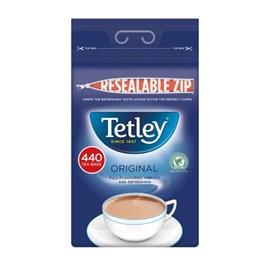 Tetley one cup decaf tea bag x 440