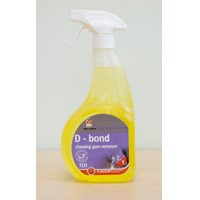 SELDEN D-bond Chewing Gum Remover Spray (750ml x6)