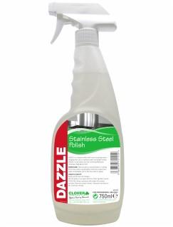 Dazzle Stainless Steel Polish CASE 6x750ml