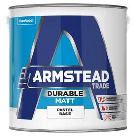 Armstead TR Durable Matt WHITE 10L