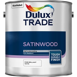Dulux TR Quick Dry Satinwood Tinted COLOURS 5L