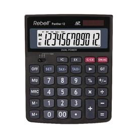Rebell Panther 12 BX Desktop Calculator RE-PANTHER