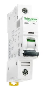 Electric Acti 9 20A MCB Mini Circuit Breaker, 1P