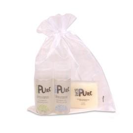Bathroom pack WS Pure in organza bag