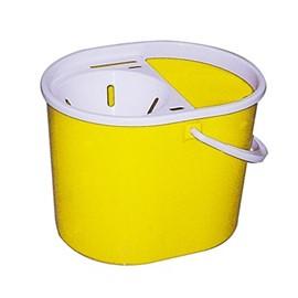 British Mop Bucket YELLOW