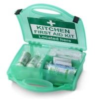 Kitchen First Aid Kit 10 Person