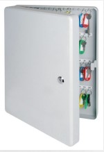 Key Cabinet Steel Lockable With Wall Fixings Holds