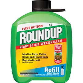 Round Up Weed Killer 5L