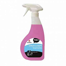 SELDEN Spray & Wipe Multipurpose Cleaner (6 x 750ml) T001