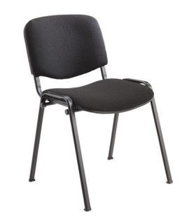 Multi Purpose Stacker Chair - Charcoal