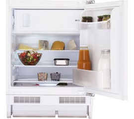 BEKO Integrated Undercounter Fridge