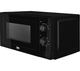BEKO Compact Solo Microwave - Black